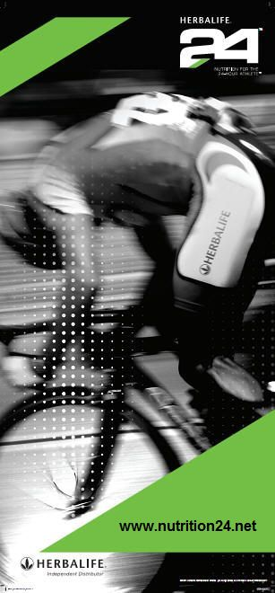 Cycling Nutrition - Herbalife 24